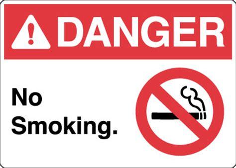 no smoking sign in word smoking control sign danger no smoking with symbol