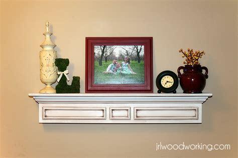diy fireplace mantel shelf plans furnitureplans