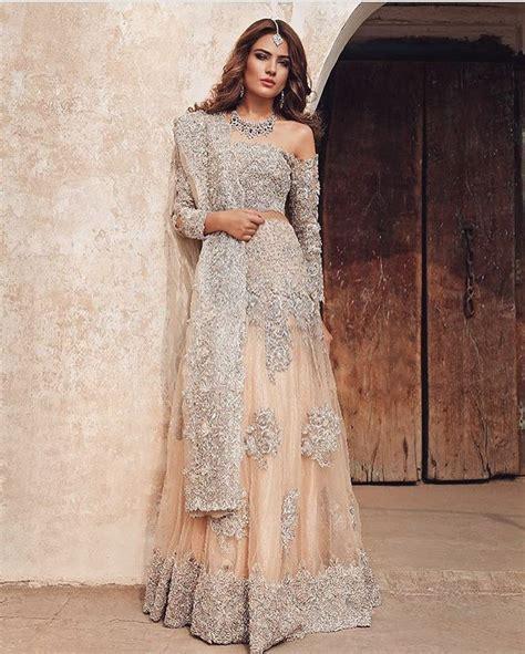 Pin by rahima on Dulhan   Wedding dresses, Pakistani