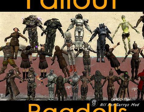 fallout 4 ragdoll fallout ragdolls