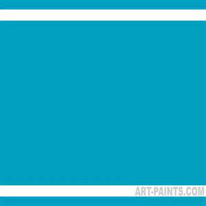 aqua blue color turquoise blue glossy acrylic paints 1478 turquoise