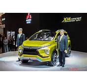 Mitsubishi XM Concept Unveiled At 2016 Indonesia Auto Show – LIVE