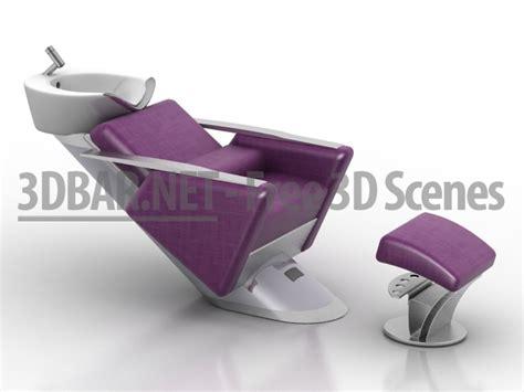 3D Bar ? Free 3D Scenes, 3D Models & 3D Collections ? DAILY Update! :: Salon :: Hair salon Sink