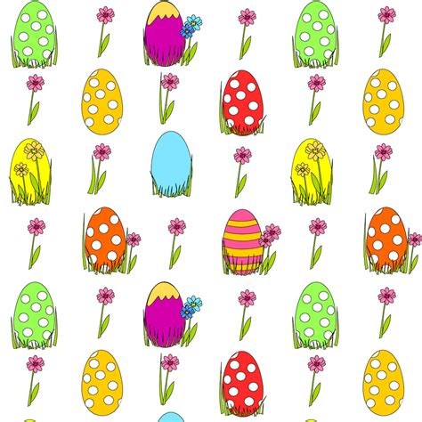 How To Make Easter Eggs Out Of Paper - free digital easter scrapbooking paper ausdruckbares