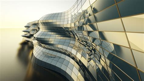 artists inspired  modern architecture
