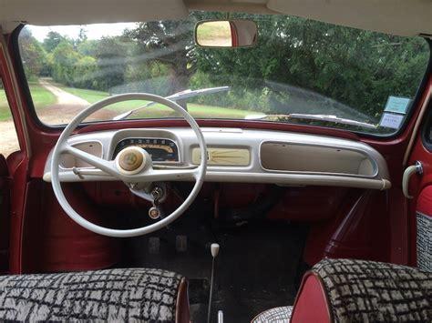 renault dauphine interior renault dauphine 1960 r 233 tro 201 motion