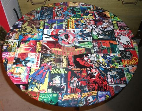 Decoupage Comics - kracalactaka comic decoupage boxes and
