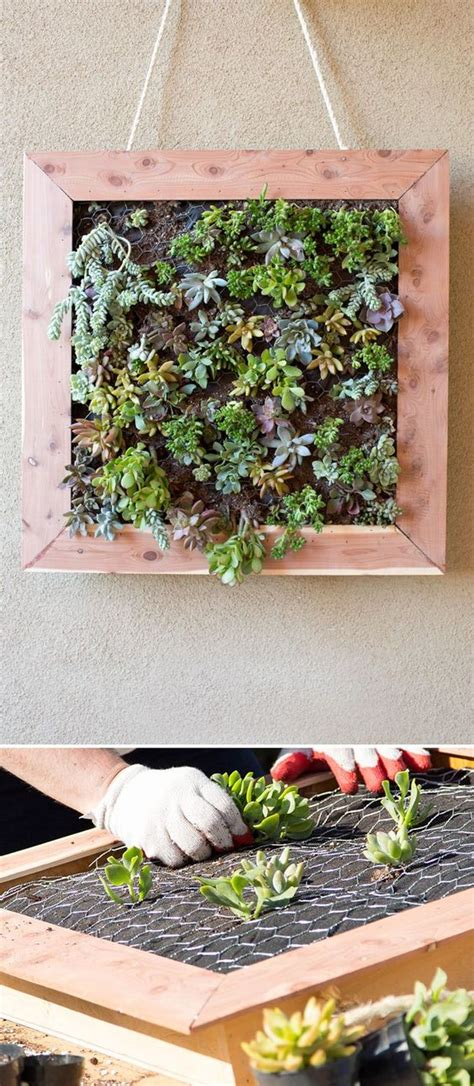 Vertical Garden Planters Home Depot Gardens Planters And Plants On