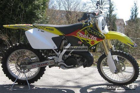2006 Suzuki Rm250 2006 Suzuki Rm 250