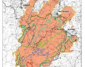 arizona hiking wallow 2011 updates map links