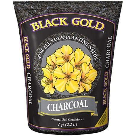 horticultural charcoal  black gold qt planet natural