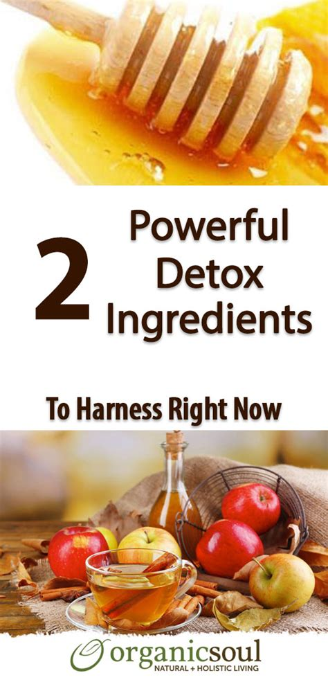 Most Powerful Detox by 2 Powerful Detox Ingredients To Harness Right Now