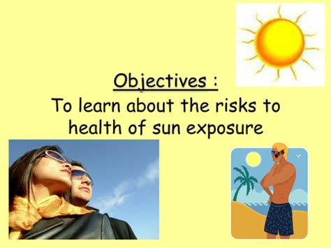 powerpoint tutorial ks2 sun safety by llequette teaching resources tes