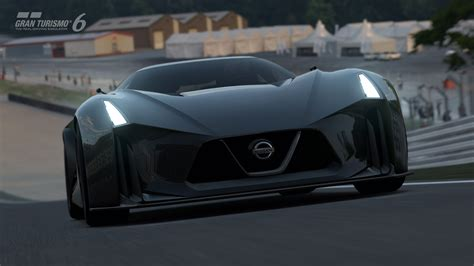 Nissan 2020 Gran Turismo by Introducing The Nissan Concept 2020 Vision Gran Turismo