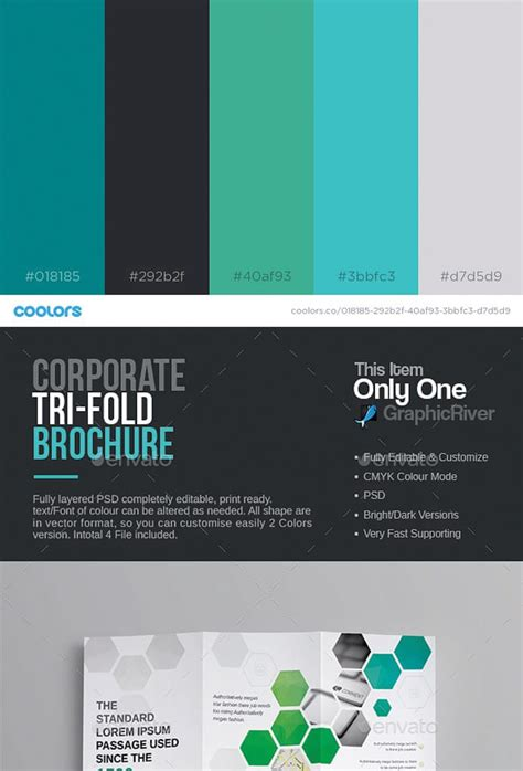 color schemes   envato medium
