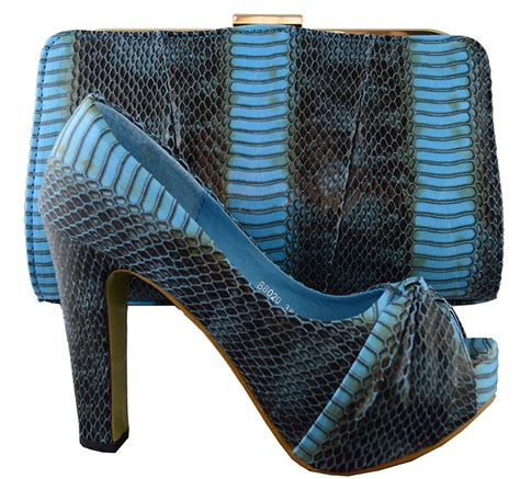 Posh To Design Shoes And Bags by 2016 New Fashion Matching Shoe And Bag Set High