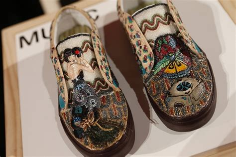 vans design contest winners check out these kicks students decorate vans shoes for