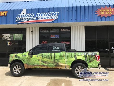 Ford F150 Vehicle Wrap Creates Rolling Billboard For Real Estate Agent Ford F150 Wrap Template