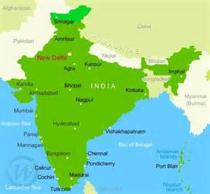 India Nepal Map by Image Gallery India Nepal Map