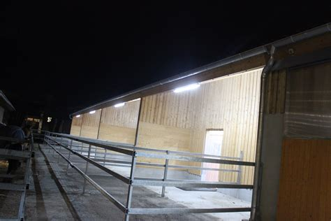 beleuchtung landwirtschaft landwirtschaft led beleuchtung reithalle