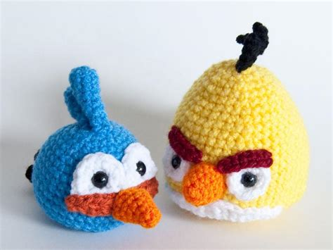 free pattern amigurumi angry birds angry birds crochet patterns gadgetsin