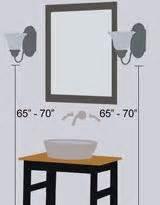Vanity Light To Mirror Ratio 1000 Ideas About Bathroom Vanity Mirrors On