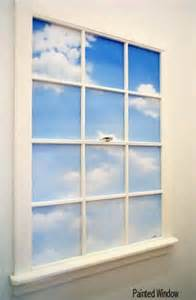 Faux Window by What To Do With Windowless Bathrooms Ano Inc Blog