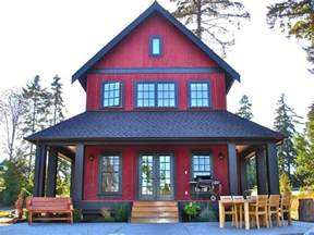 sears architects seattle modern cottage style