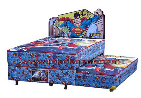 Kasur Bigland 2 In 1 bed bigland car formula bed mattress sale
