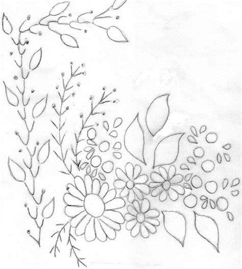 patrones para bordados patrones para bordar pa os de cocina patrones de flores para bordar a mano imagui bordados