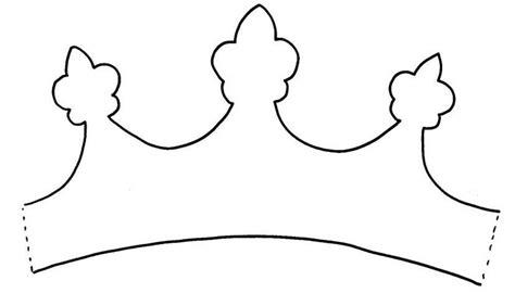 coronas para imprimir plantilla corona de rey imagui