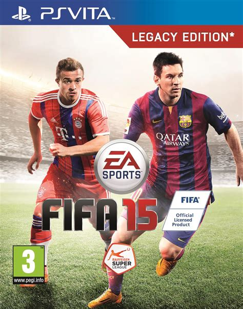 Dijamin Psvita Fifa 2015 fifa 15 ps vita was sold for r504 00 on 11 aug at 00 52 by ulist in cape town id 191514661