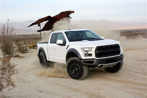 ford truck raptor 2017 ford f 150 raptor forges new ground road trucks
