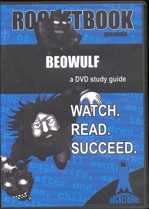 defiant study guide with dvd what happens when youã re of it books beowulf rocketbook study guide dvd 060761 details