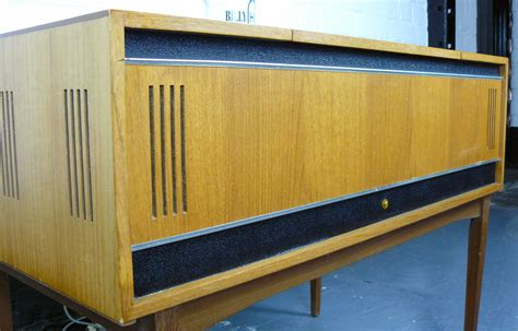 1960s record player cabinet vintage 1960s philips record player cabinet working order