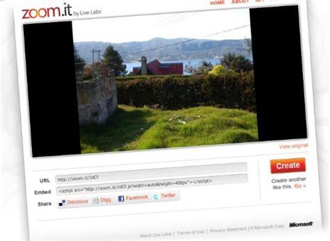 zoom imagenes web zoom it servicio web compartir im 225 genes con zoom en