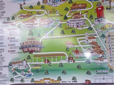imagenes de la venezuela de antier merida foto de la venezuela de antier m 233 rida mapa del parque