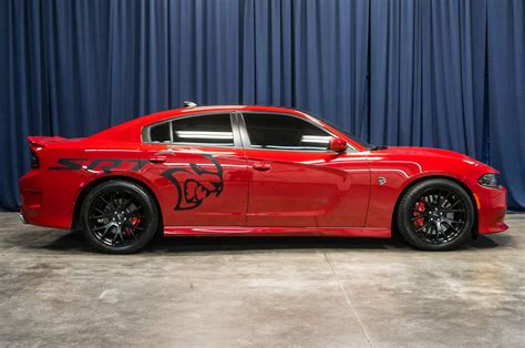 Charger Srt Hellcat For Sale by Used 2016 Dodge Charger Srt Hellcat Rwd Sedan For Sale 41865