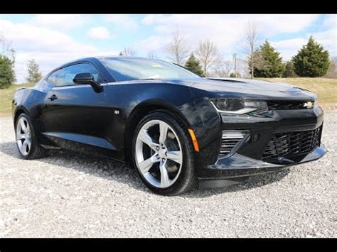 wilson county gmc 2016 chevrolet camaro 2ss 6 2l coupe look come see