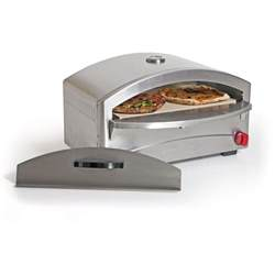 stovetop pizza cooker c chef italia artisan portable propane gas pizza oven