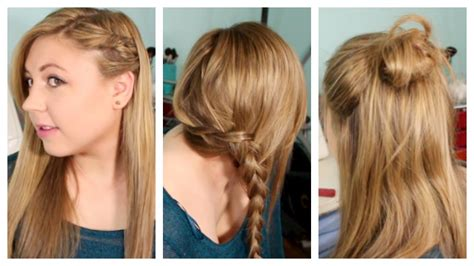 heatless hairstyles wiki heatless hairstyles for school quick easy