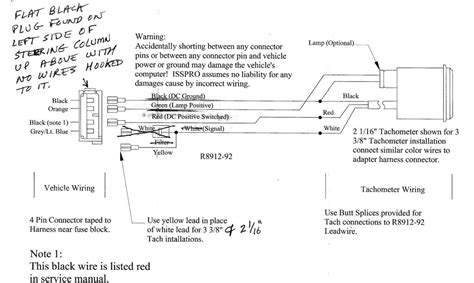 faria gauges wiring diagram 27 wiring diagram images
