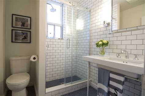 bathroom subway tile ideas 1000 images about bathroom ideas on