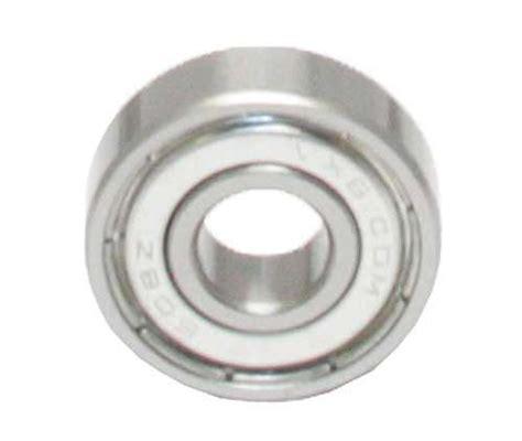 Bearing 6200 Z Asb 6200 z radial bearing shielded bore dia 10mm od 30mm width 9mm