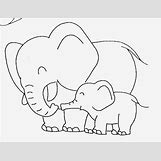 Precious Moments Elephant Coloring Pages | 736 x 565 jpeg 32kB