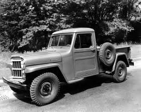 1950s Jeep Jeep 174 Heritage 1950 Jeep Willys Truck The Jeep