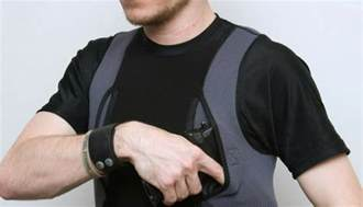 Best Shoulder Holster (Nov. 2017)   Buyer's Guide & Reviews