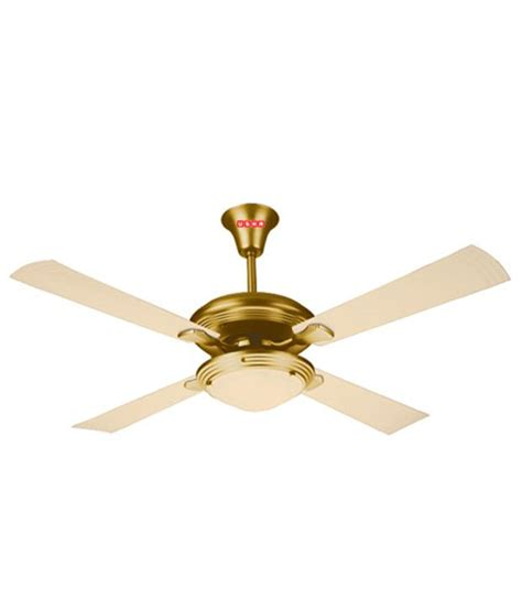 Usha Ceiling Fans by Compare Usha Fontana One 1270 Mm Ceiling Fan Price India Comparometer