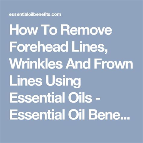 ho to disguise frown lines how to hide frown lines how to remove forehead lines