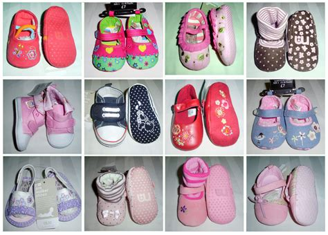 Ready Stok Fnd 1 ready stock pre walk shoes brand mothercare fnd borong